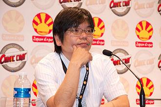 Masahiko Minami - Masahiko Minami at Japan Expo 2009