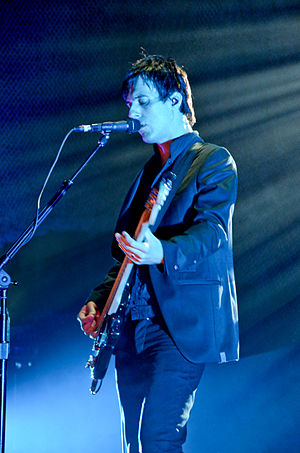 Matt McJunkins - McJunkins performing in July 2011