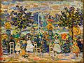 Maurice Prendergast - In Luxembourg Gardens - Google Art Project.jpg