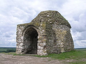 Bashkirs - Mausoleum of Turakhan of the 15th century in Bashkortostan