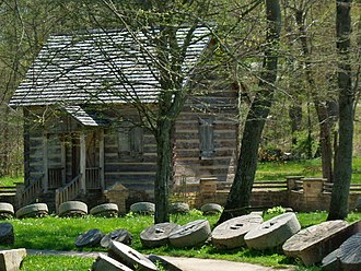 Levi Jackson Wilderness Road State Park - McHargue's Mill