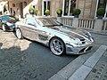Mc Laren SLR Brabus Silver (6352612319).jpg