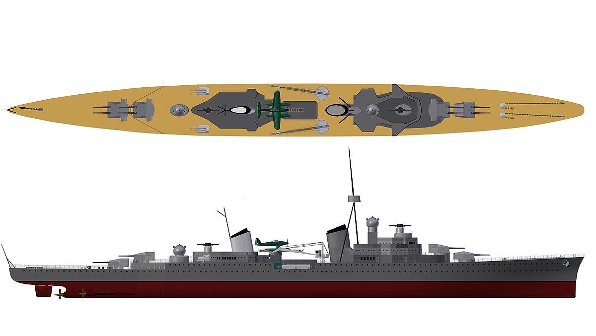 M-class cruiser - Wikipedia
