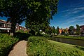 Medemblik - Westereiland - Footpath at Westersingel - View ENE.jpg