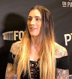 Megan Anderson (fighter) Australian MMA fighter