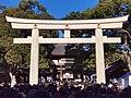 Meiji Shrine Gate, 2020.jpg