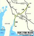Meitetsu Makawa Line Map.png