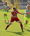 Melanie Behringer BL FCB gg. 1. FC Koeln Muenchen-2.jpg