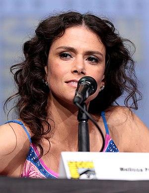 Melissa Ponzio - Ponzio at the 2017 San Diego Comic-Con