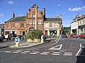 Melrose Town Centre one-way traffic system - geograph.org.uk - 252634.jpg