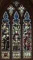 Melton Mowbray, St Mary's church, window (30660216847).jpg