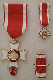 Order of the Crown of Tonga Tongan Order of Knighthood