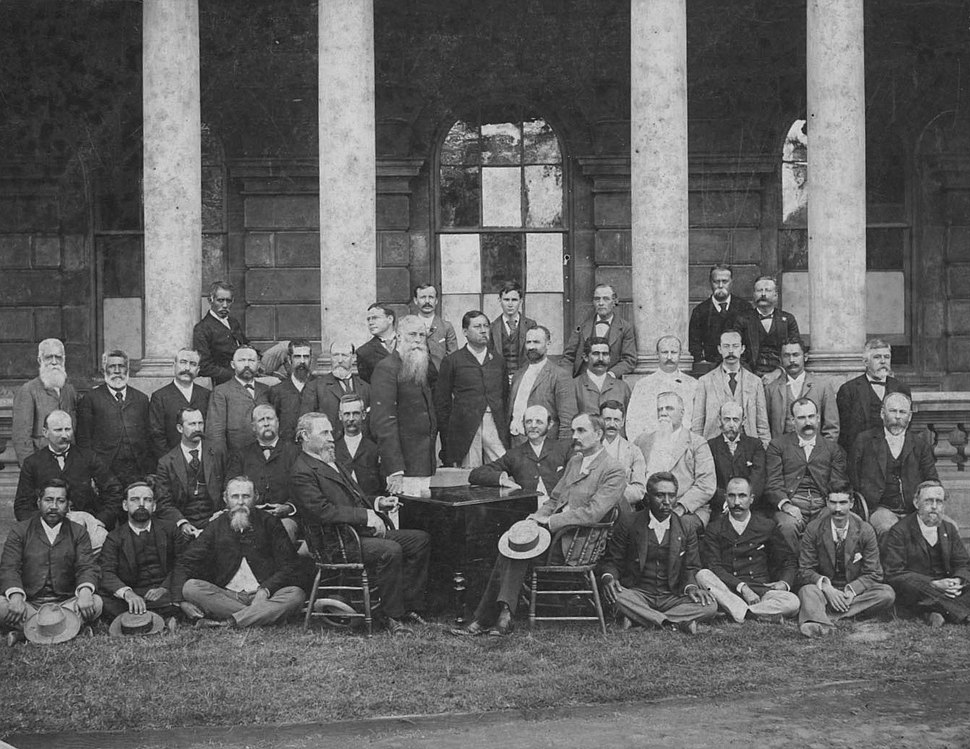 Members of the Constitutional Convention, Republic of Hawaii (PP-28-7-023) (cropped)