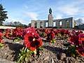 Memorial a los soldados soviéticos, Tiergarten, Berlín 05.jpg
