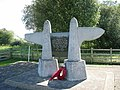 Memorial at Kings Cliffe Airfield - geograph.org.uk - 255932.jpg