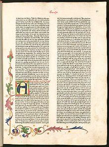 Mentelin Bibel Wikipedia