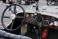 Mercedes-Benz SSKL, Bj. 1931, Cockpit (2008-06-28 Sp b).JPG