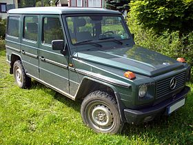 1998 mercedes g wagon