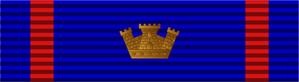 Medal of Military Valor - Image: Merito Marina Bz