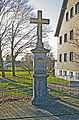 Merkenich Kreuz alte Roemerstrasse Denkmal 470.jpg