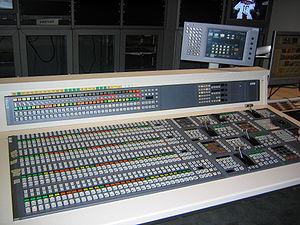Mesa de mezclas de v deo wikipedia la enciclopedia libre for Programa mesa de mezclas