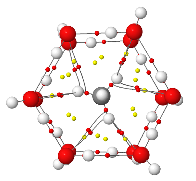 Archivo:Methane-water cluster, view 1.png