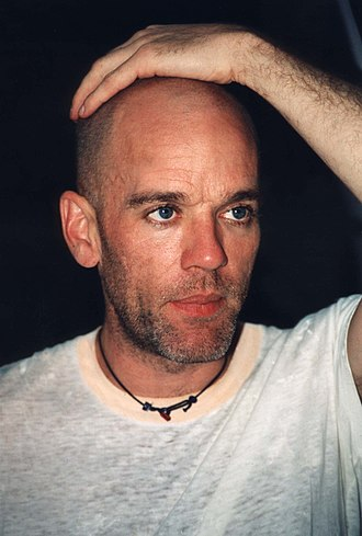Michael Stipe - Michael Stipe in 1998