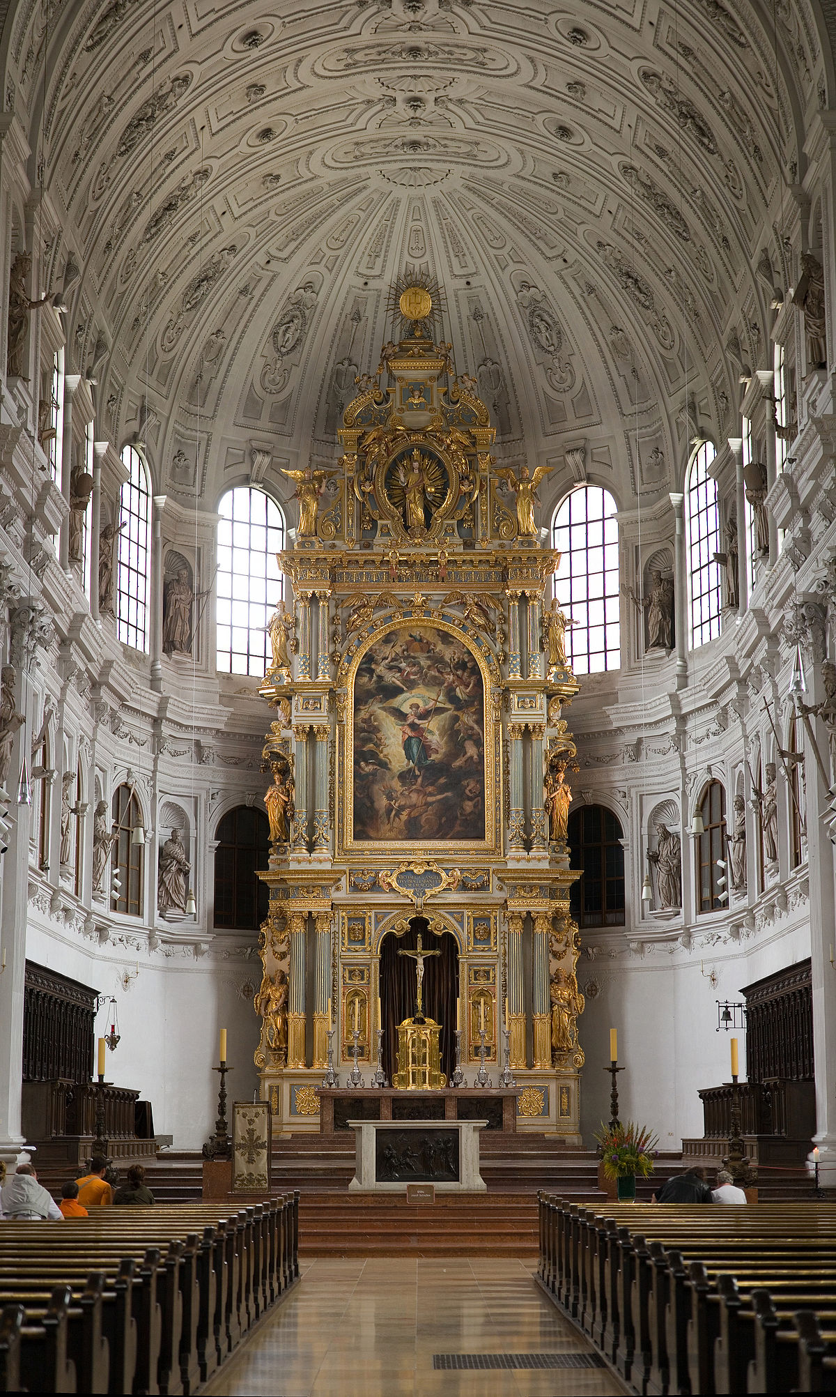 Altar in the Catholic Church - Wikipedia