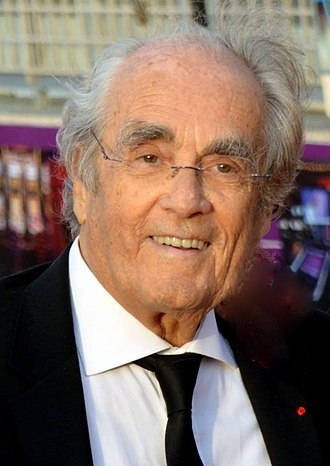 Michel Legrand - Legrand in 2015 at the Cabourg Film Festival