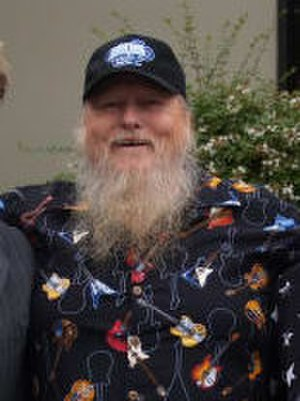Mickey Jones - Jones at a charity event in San Diego, California in 2006.