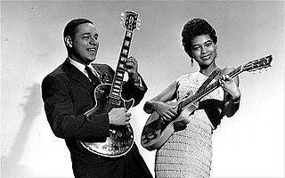 Mickey & Sylvia American R&B duo