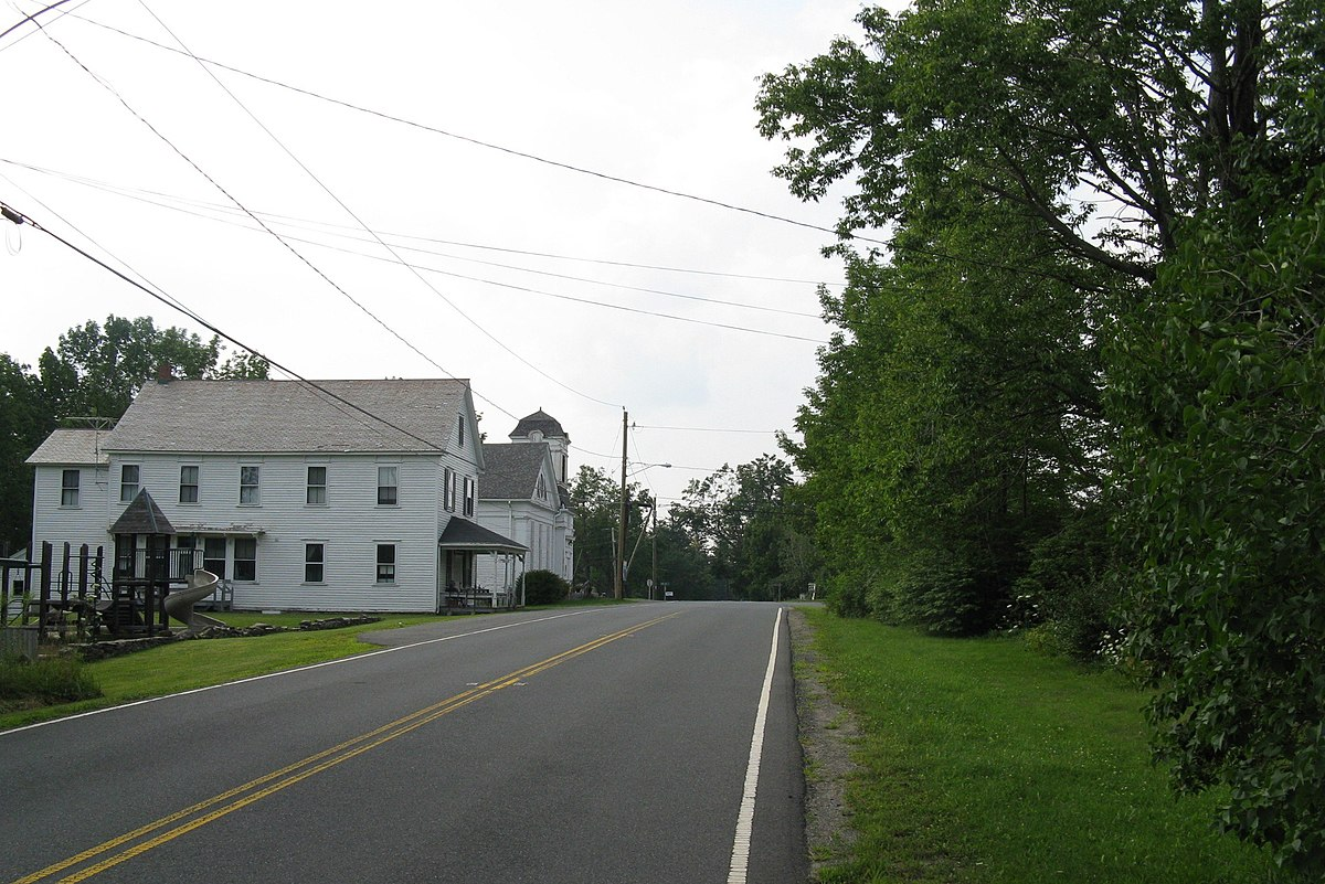 Middlefield Center Historic District