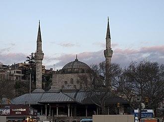 Mihrimah Sultan Mosque (Üsküdar) - Image: Mihrimah Sultan Mosque