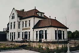 station Mijdrecht in 1991