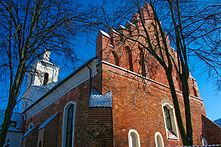 St. Nicholas, the oldest church in Lithuania built before 1387
