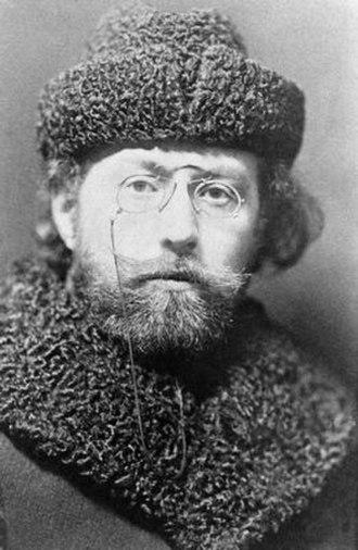 Mikhail Artsybashev - Image: Mikhail Petrovich Artsybashev 2