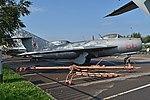 Mikoyan-Gurevich MiG-17 '66 red' (38539117452).jpg