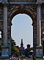 Milano Arco della Pace & Castello Sforzesco.jpg