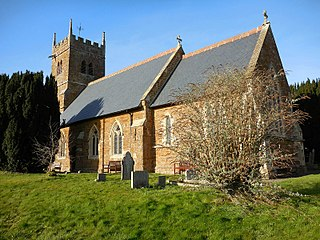 Milcombe village and civil parish in Cherwell district, Oxfordshire, England