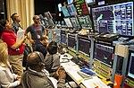 Military, NASA, and JPL members observe LDSD test vehicle trajectory.jpg