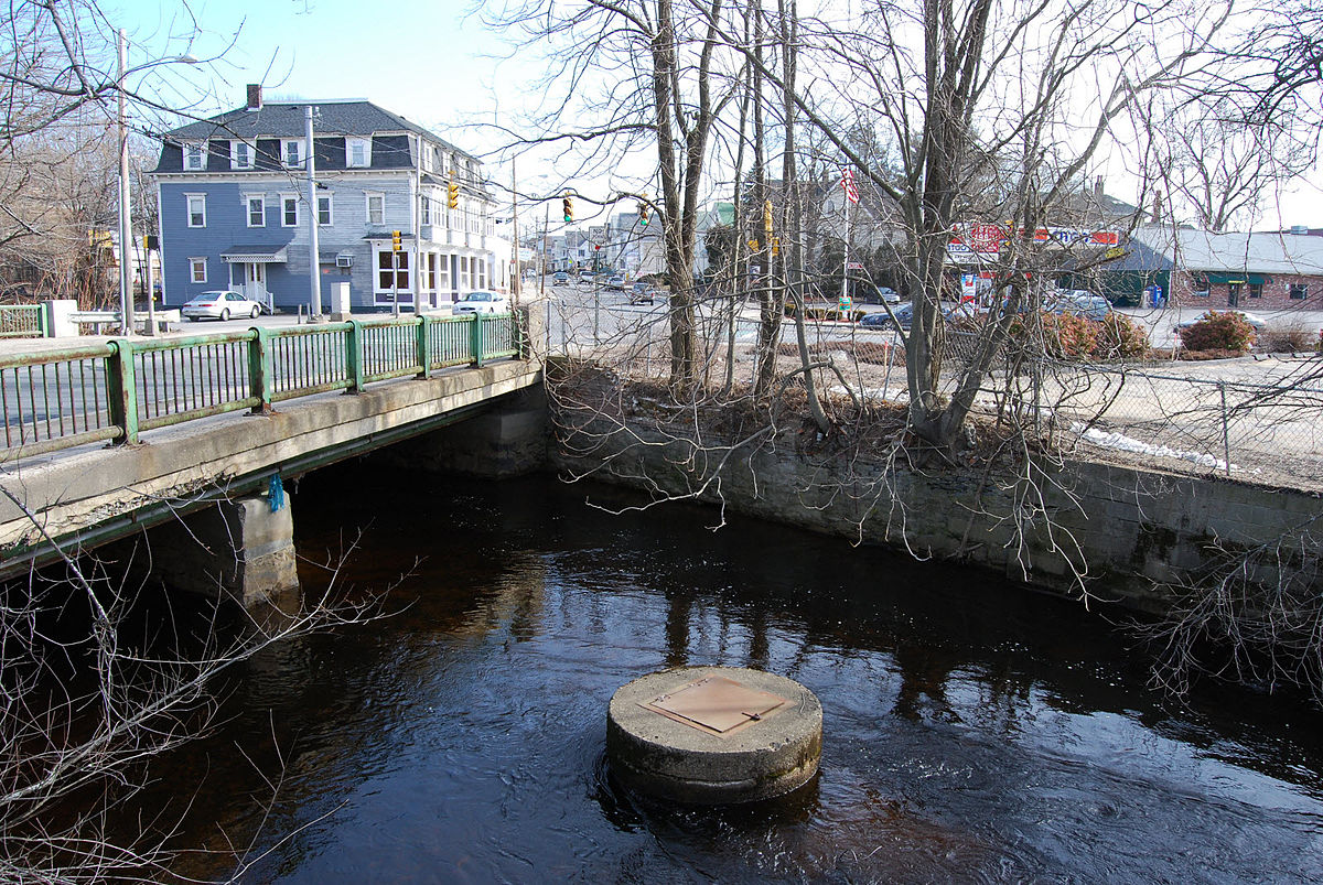 Mill River at Washington Street.JPG