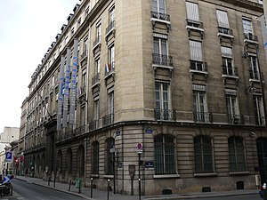 Ministry of National Education (France) - The head office of the ministry