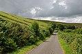 Minor road to St. Harmon - geograph.org.uk - 901674.jpg