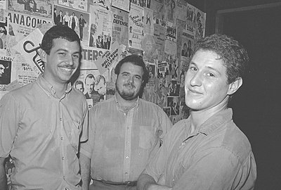Picture of a band or musician: Minutemen