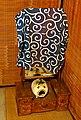 Mirror and pig - Hirata Folk Art Museum - Takayama, Gifu, Japan - DSC06686.jpg
