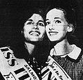 Miss Italia Mirka Sartori and Delia Boccardo.jpg