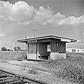 Missouri-Kansas-Texas Railroad Depot, Flag Stop Station at Fate, Texas (16723066879).jpg