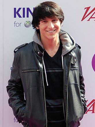 Mitchel Musso - Musso in 2010