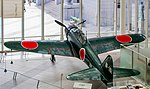 Mitsubishi A6M5 in the Yushukan 2.jpg