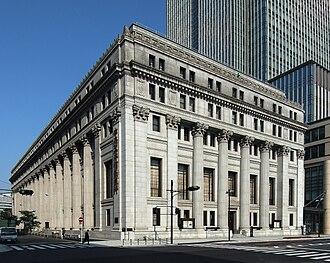 Sumitomo Mitsui Banking Corporation - Image: Mitsui Main Building 2009